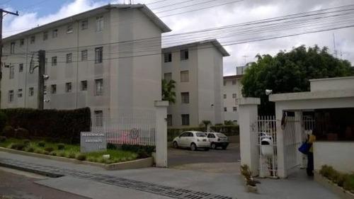 Apartamento No Bairro Santa Cândida Em Curitiba Pr - 16022