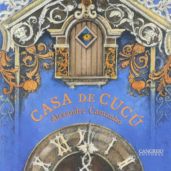 Libro Casa De Cucú - Nuevo