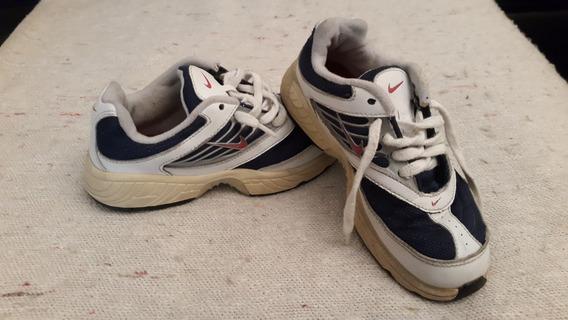 Zapatillas De Niño Nike Importada Talle 29