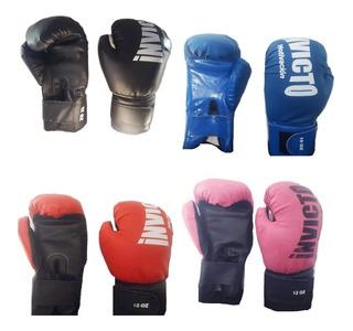 Guantes De Boxeo ,kick Boxing Invicto, Competi Y Entrena