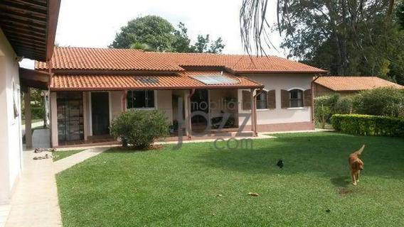 Chácara Com 2 Dormitórios À Venda, 1738 M² Por R$ 850.000,00 - Condomínio Chácara Grota Azul - Hortolândia/sp - Ch0216