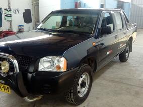 Vendo Camioneta Nissan Frontier Modelo 2013