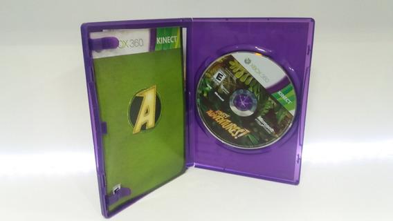 Kinect Adventures Xbox 360 Usado Mídia Física Original