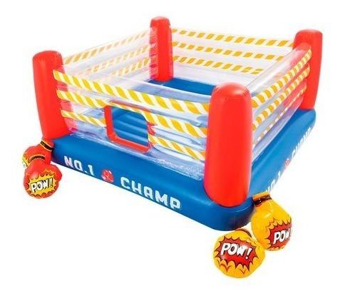 Ring Inflable De Boxeo 2.26x2.26x1.10cm Intex