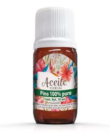 Pino 10 Ml Aceite Esencial 100% Puro 100% Natural