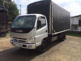 Camion Foton , Placa Servicio Publico, Carroceria Estacas