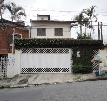 Imagem 1 de 18 de Sobrado À Venda, 3 Quartos, 1 Suíte, 2 Vagas, Cecília Maria - Santo André/sp - 26842
