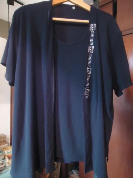 Seis Sacos De Vestir De Señora En Tallas Grandes