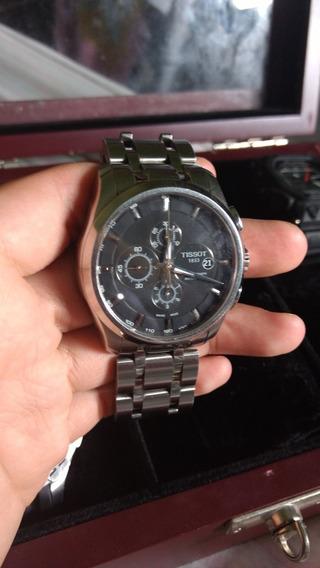 Relógio Tissot Couturier Automatic T035627