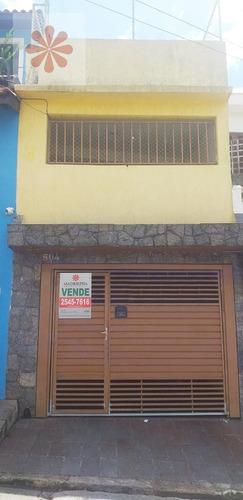 Imagem 1 de 15 de Casa Sobrado Em Jardim Penha  -  São Paulo - 5508