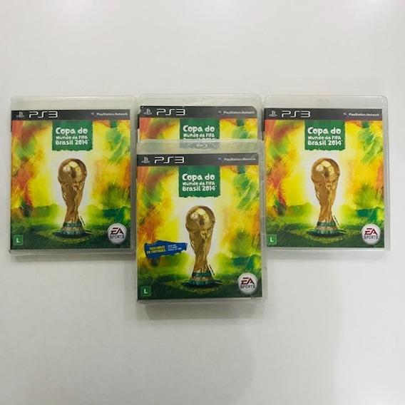 Copa Do Mundo Fifa Brasil 2014 Ps3 Mídia Física Semi Novo
