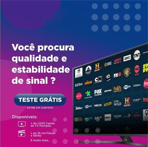 Imagem 1 de 3 de Programação Para A Sua Tv Smart Ou Tvbox
