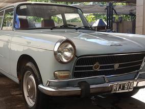 Peugeot 404 Impecable De Colección Original Diesel