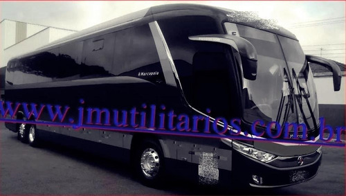 Marcopolo Paradiso 1200 G7 Ano 2014 Scania K380 Jm Cod 175