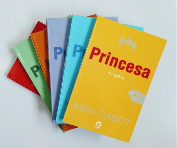 Série Diário Da Princesa - Meg Cabot - 6 Volumes