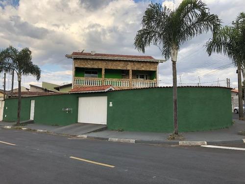 Casa Em Boa Vista, Jaguariúna/sp De 251m² 3 Quartos À Venda Por R$ 580.000,00 - Ca598754