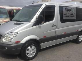 Sprinter 415 Van Luxo 2.2 Diesel - 15/16 - Teto Alto, 16 Lug