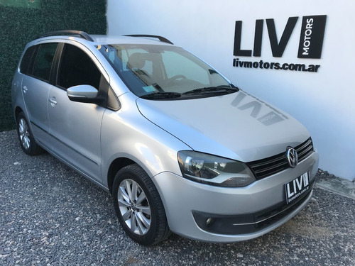 Volkswagen Suran Highline 1.6 Año 2012 - Liv Motors