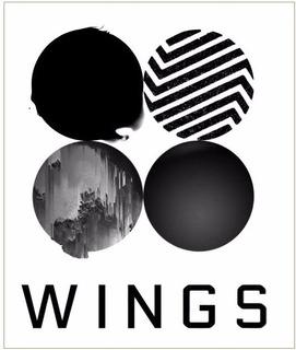 Kpop Photocard Bts - Wings - 20 Fotos - Cards - Frete Barato
