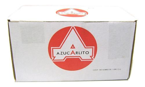 Azucar Azucarlito Caja De 180 Sobres / Sticks 1,260 Kg Tcec