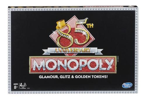 Juego de mesa Monopoly 85th Anniversary Hasbro