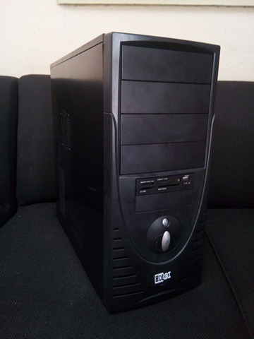 Cpu Intel Core 2 Quad Q8300-2.5ghz-4gb Ram-hd250-512mb Fx580