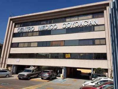 Consultorio En Renta En Coyoacán, Ex Hacienda De Coapa