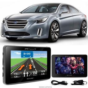 Navegador Gps Automotivo Subaru Legacy Tela 4.3 Touch Voz