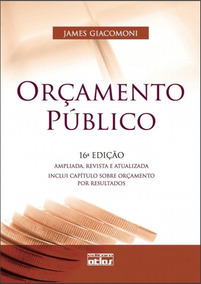 Orçamento Público - 16ª Ed. 2012