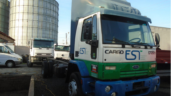 Cargo 1722 Toco Chassis 75000