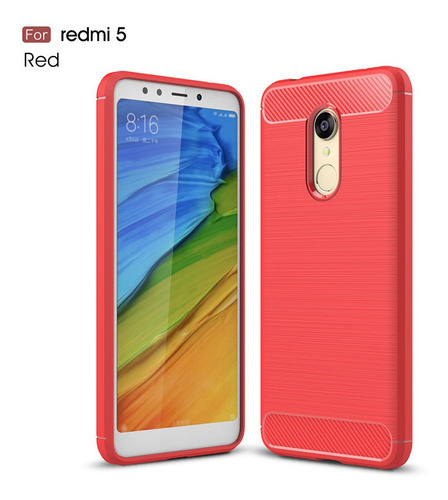 Case Carbono Xiaomi Redmi 5