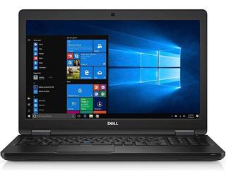 Laptop Dell Precision 3520 I5 8gb Ssd 512gb Mx620 15.6 Touch