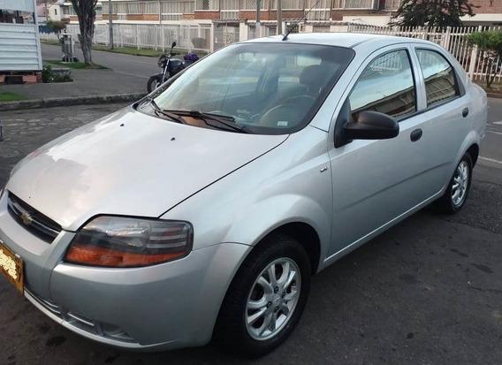 Chevrolet Aveo Family 1.600 Cc A/c