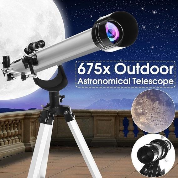 Telescópio Astronômico De 675x De Ampliação (novo)