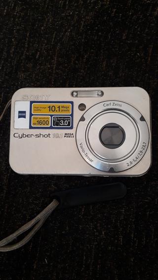Câmera Cyber-shot 10.1 Mega Pixels Sony (usada Funcionando)