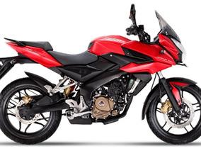 Moto Bajaj Rouser As 200 Adventure Sport Promocion 0km Um