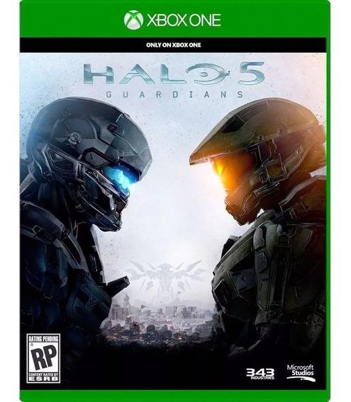 Halo 5 Guardians Xbox One - Código 25 Dígitos Original