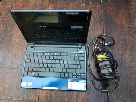 Notebook Acer Aspire 1410 Azul - Melhor Preço