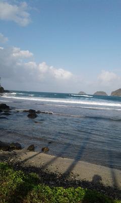 Lote Con Vista Al Mar Sector Exclusivo Isla Grande