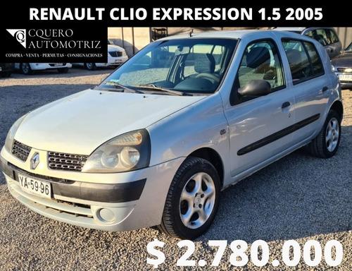 Renault Clio Expression 1.5 2005