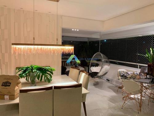Lindo Apartamento Com 4 Dormitórios, 3 Vagas, Lazer Completo, Pronto Para Morar. Excelente Oportunidade!  Vila Andrade (zona Sul) - São Paulo/sp - Ap5252