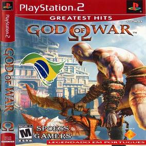 God Of War 1 Ps2 Legendado Em Português Patch