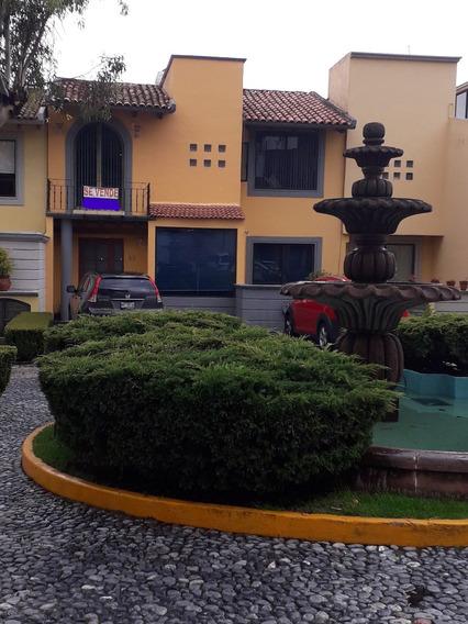 Hermosa Casa En Condominio Camino Al Desierto De Los Leones