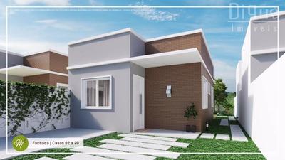 Casa Residencial À Venda, Capela Velha, Araucária. - Codigo: Ca0695 - Ca0695