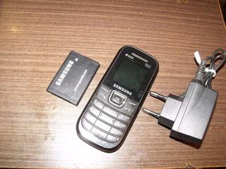 Celular Samsung Gt-e1207 Dual Chip Radio Keystone 2