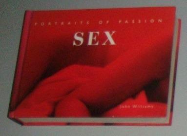 Livro Sex - Portraits Of Passion ( Inglês )