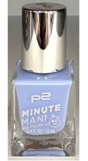 P2 - Minute Mani - Esmalte - 165 Breezy Blue