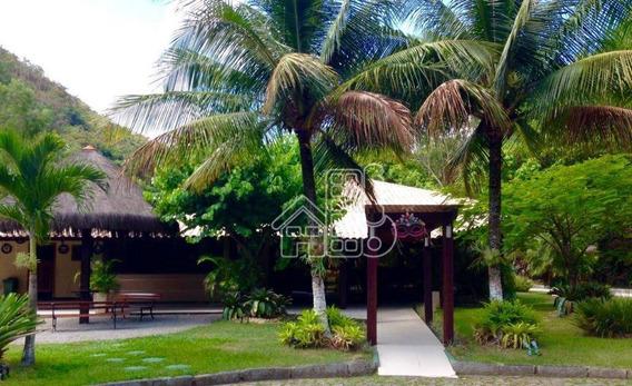 Casa Residencial À Venda, Camboinhas, Niterói. - Ca0498