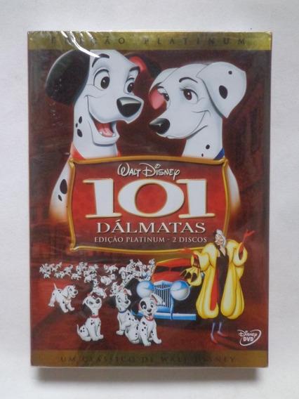 101 Dálmatas Edição Platinum (dvd Duplo) Lacrado
