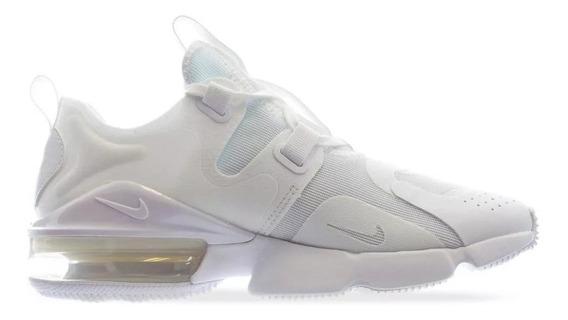 Tenis Nike Air Max Infinity Mujer Blanco Original Bq4284-100